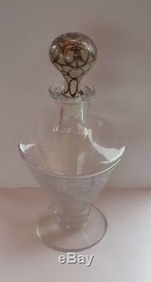 11873 Ancienne carafe cristal Saint Louis numérotée Très Bon Etat