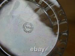 ANCIENNE CARAFE BROC A VIN EN CRISTAL ST LOUIS EUGENIE signée ht 23,5 cm