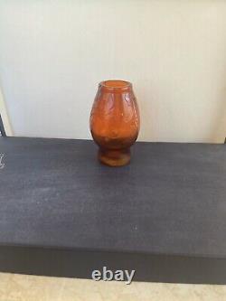 Ancien Vase De Gallé