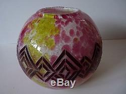Ancien vase Legras