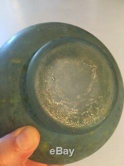 Ancien vase pate de verre daum Nancy Art Nouveau