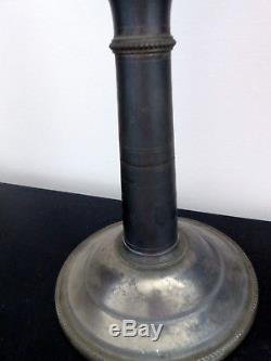 Ancienne Fontaine À Absinthe 4 Robinets En Cristal De Baccarat Epoque 19ème