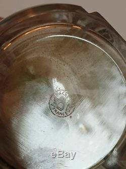 Ancienne Lampe BERGER Cristal BACCARAT