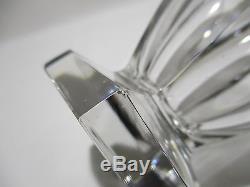 Ancienne Lampe Berger Cristal Baccarat Modele Amphore Diffuseur A Parfum
