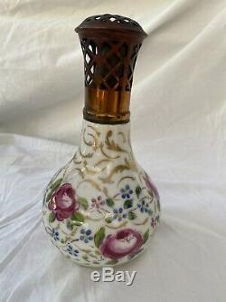 Ancienne Lampe Berger Paul Bocquillon Porcelaine
