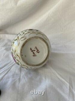 Ancienne Lampe Berger Paul Bocquillon Porcelaine Cadeau De Noel