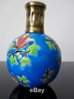 Ancienne lampe Berger Longwy