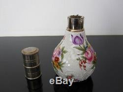 Ancienne lampe Berger Paul Bocquillon. Lamp. Signée PB