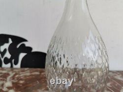 BACCARAT Ancien CARAFE Bouteille Modele PARIS Cristal Service Crystal PIchet Art