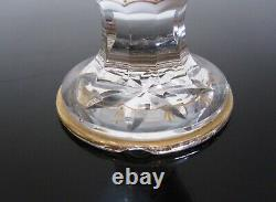 Baccarat Ancien flacon de parfum, perfume bottle