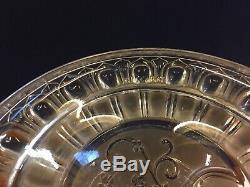 Belle Coupe Ancienne En Cristal De Baccarat
