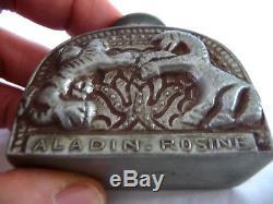 Deux Anciens Flacons De Parfum Aladin De Rosine / Paul Poiret 1919