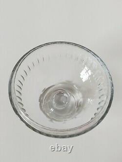 Drageoir Ancien Cristal Baccarat