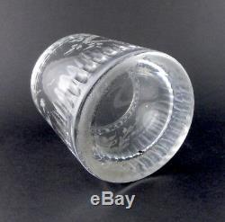Gobelet de Circonstance Verre Ancien Art Populaire XIXe Siecle Antiques Glass