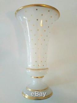 Grands Vase opaline ancien du XIXe certifié