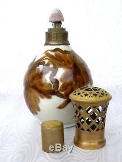 Lampe Berger Ancienne signée par Tharaud, artiste AM