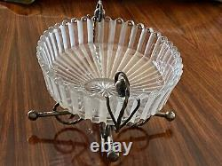 Rare Coupe Baccarat Ancienne