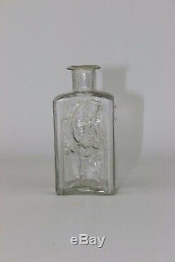 Rarissime ancienne bouteille à sujet 1830 avant Legras