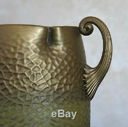 VASE KRALIK LOETZ, très beau vase, nid d'abeilles, vase ancien, art déco