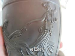 Vase Ancien En Pate De Verre De Gaston De Feure En Pate De Verre Decor Antique