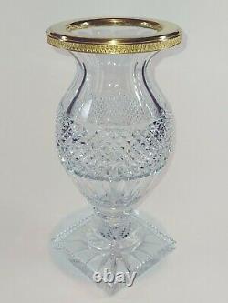 Vase Médicis Cristal Baccarat Ancien