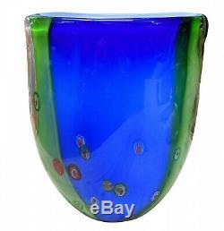 Vase en verre style verre de Murano/style ancien